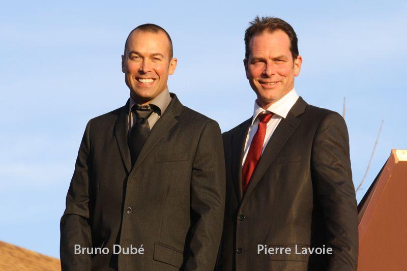 propriétaires Constructions Dubé Lavoie